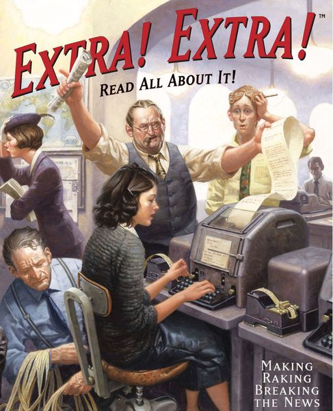 Extra! Extra! - Pastime Sports & Games