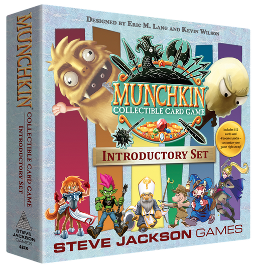 Munchkin Introductory Set - Pastime Sports & Games