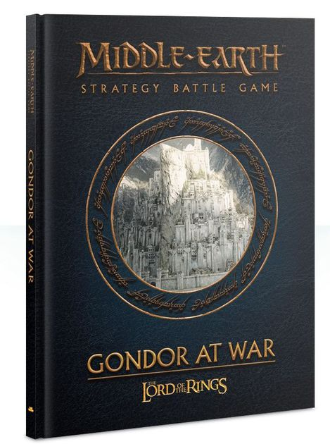 Middle Earth Strategy Battle Game Gondor At War - Pastime Sports & Games