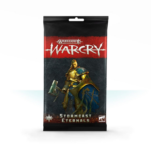 Warhammer Age Of Sigmar Warcry Cards - Pastime Sports & Games