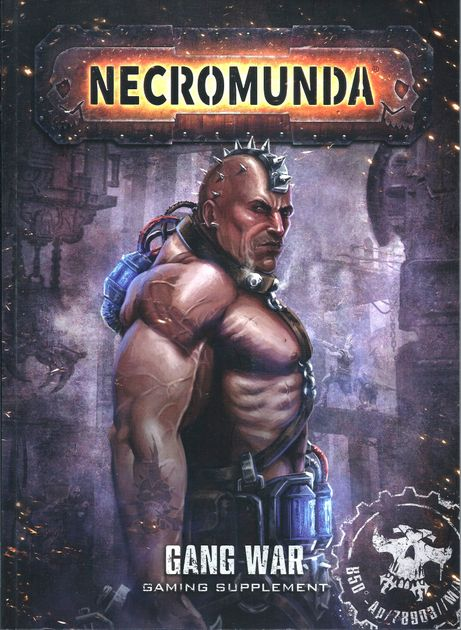 Necromunda Gang War - Pastime Sports & Games