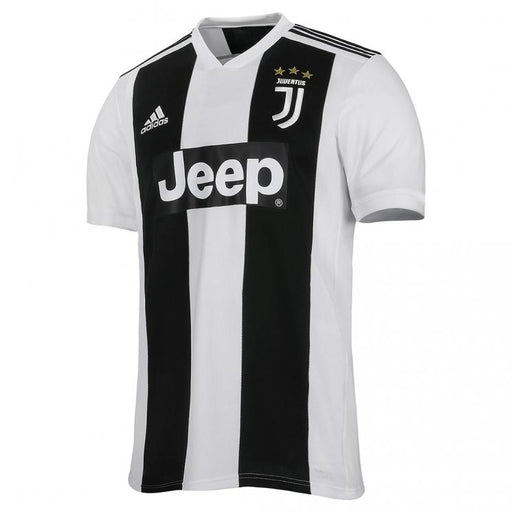 Juventus Adidas Home 18/19 White Jersey - Pastime Sports & Games
