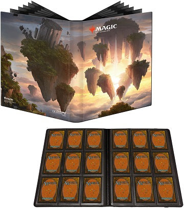 Ultra Pro Magic the Gathering Zendikar Rising 9Pkt. Pro Binder - Pastime Sports & Games