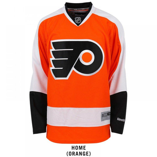 2015/16 Philadelphia Flyers Reebok Home Orange Jersey - Pastime Sports & Games