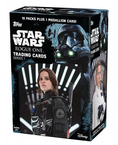 2016 Topps Star Wars Rogue one Series One Blaster Box - Pastime Sports & Games