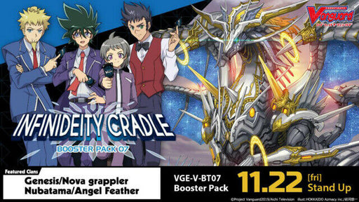 Cardfight!! Vanguard Infinideity Cradle - Pastime Sports & Games