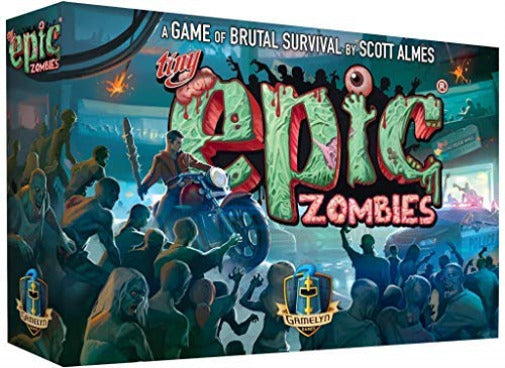 Tiny Epic Zombies - Pastime Sports & Games