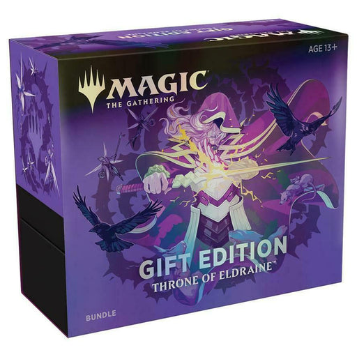 Magic The Gathering Throne Of Eldraine Gift Edition