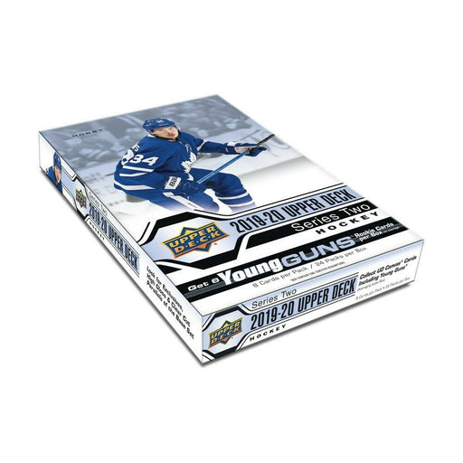 2019/20 Upper Deck Series Two Hockey Hobby