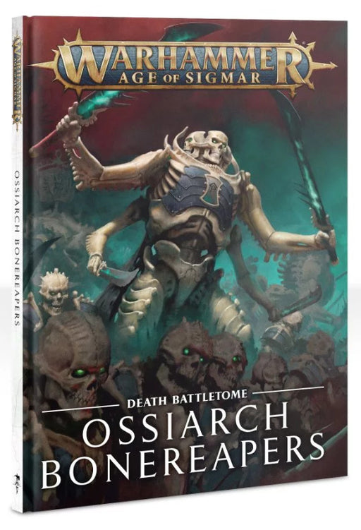 Warhammer Age of Sigmar  Battletome Ossiarch Bonereapers (94-01)