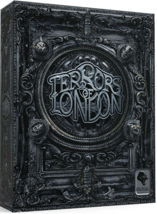 Terrors of London Main Game & Expansions (Sold Separately) - Pastime Sports & Games