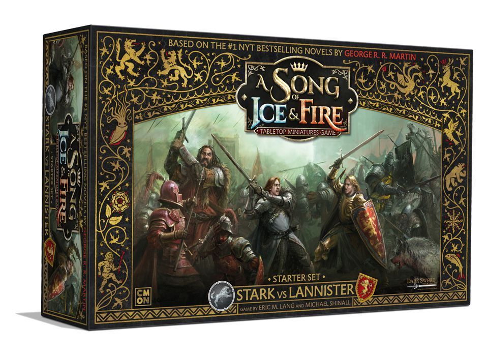 A Song Of Ice And Fire Starter Set - Pastime Sports & Games