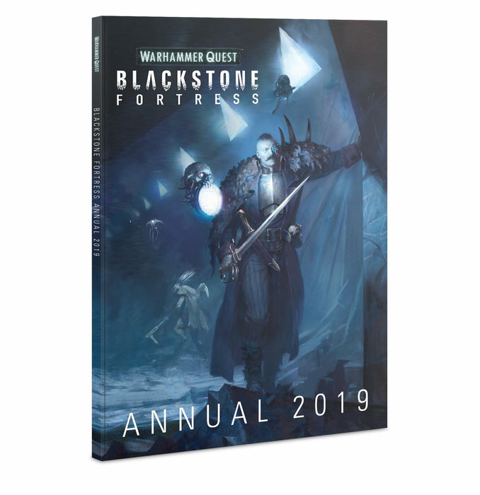 Warhammer Quest Blackstone Fortress Annual 2019 - Pastime Sports & Games