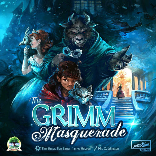 The Grimm Masquerade - Pastime Sports & Games