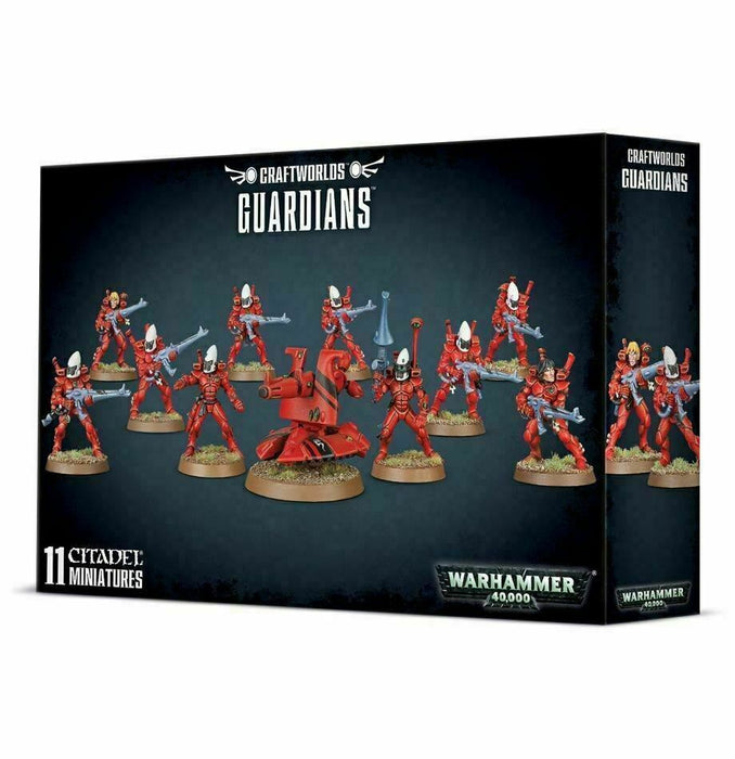 Warhammer 40,000 Craftworlds Guardians (46-09) - Pastime Sports & Games