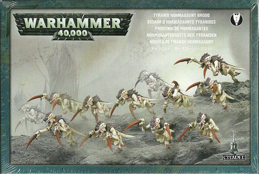 Warhammer 40,000 Tyranid Hormagaunt Brood (51-17) - Pastime Sports & Games