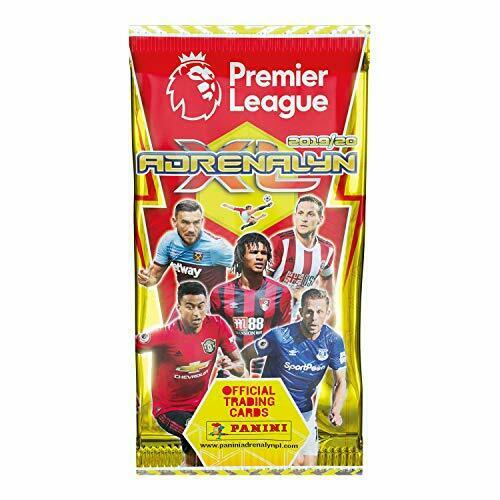 2019/20 Panini Adrenalyn Premier League Soccer Hobby - Pastime Sports & Games