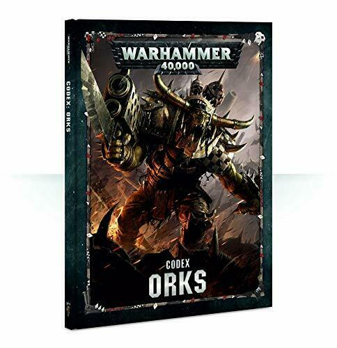 Warhammer 40,000 Codex Orks (50-01-60) - Pastime Sports & Games