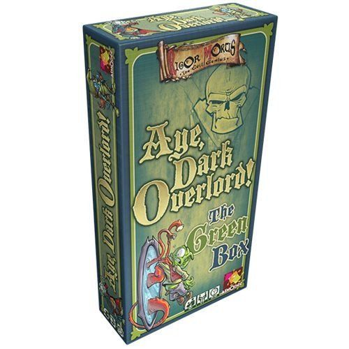 Aye, Dark Overlord! The Green Box - Pastime Sports & Games
