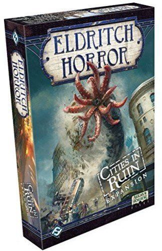 Eldritch Horror: Cities In Ruin - Pastime Sports & Games