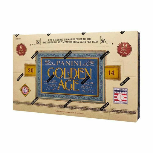 2014 Panini Golden Age Baseball Hobby - Pastime Sports & Games