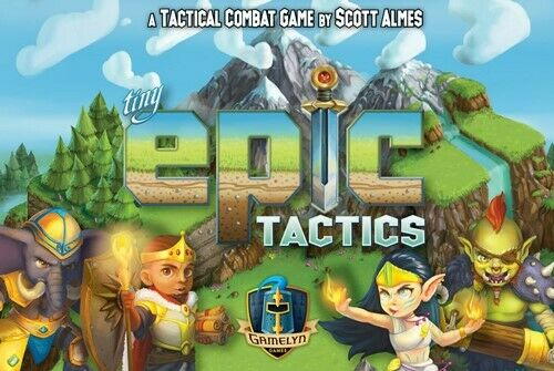 Tiny Epic Tactics - Pastime Sports & Games