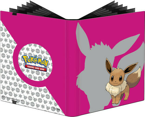 Ultra Pro Pokemon 9 Pocket Pro Binder Portfolio Eevee - Pastime Sports & Games