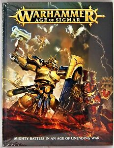 Warhammer Age Of Sigmar: Rule Book - Pastime Sports & Games