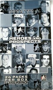 2006/07 ITG Heroes and Prospects Hockey Arena Version - Pastime Sports & Games