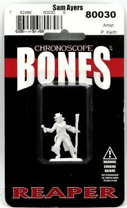 Reaper Bones Chronoscope Sam Ayers Miniature - Pastime Sports & Games