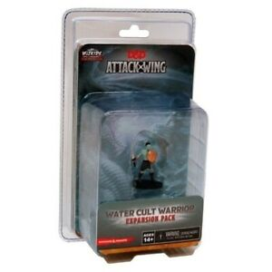 D&D Attack Wing Water Cult Warrior Expansion Pack - Pastime Sports & Games