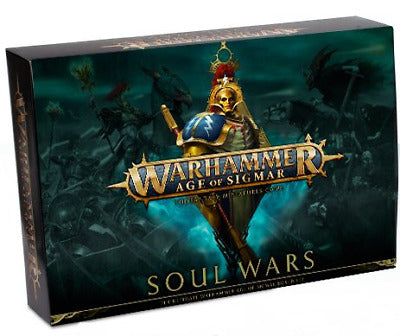 Warhammer Age Of Sigmar Soul Wars (80-01-60) - Pastime Sports & Games