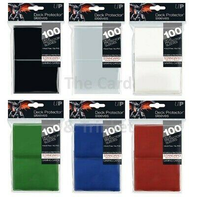 Ultra Pro Deck Protector Sleeves - Pastime Sports & Games