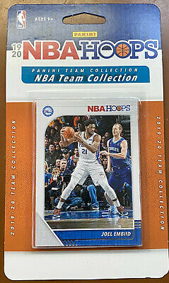 2019/20 Panini NBA Hoops Team Collection Indiana Pacers - Pastime Sports & Games