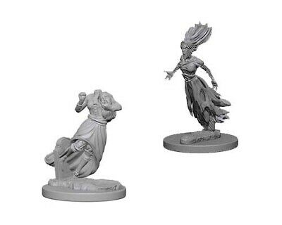 D&D Nolzur's Marvelous Miniatures Ghost & Banshee W1 (72564) - Pastime Sports & Games