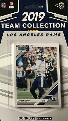 2019 Panini Donruss NFL Team Collection Los Angeles Rams - Pastime Sports & Games
