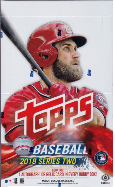 2018 Topps Series Two