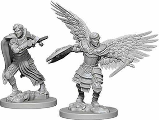 D&D Nolzur's Marvelous Miniatures Aasimar Male Fighter W6 (73380)
