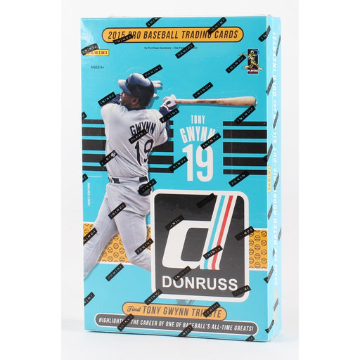 2015 Panini Donruss Baseball Hobby Box - Pastime Sports & Games