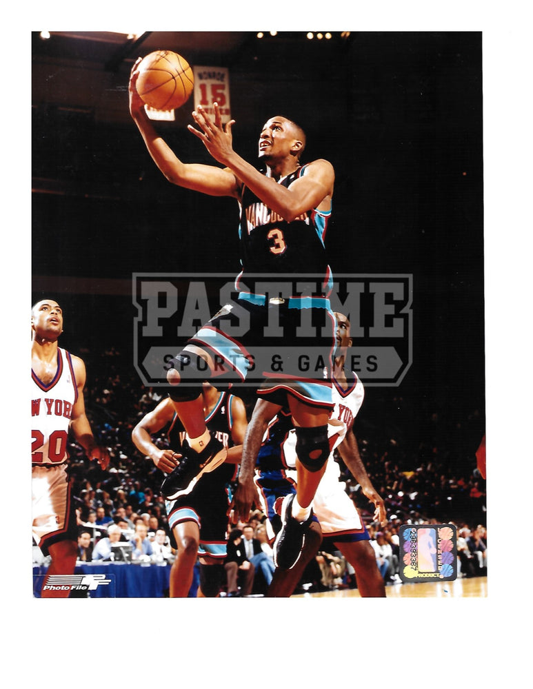 Shareef Abdur-Rahim 8X10 Vancouver Grizzlies (In Air) - Pastime Sports & Games
