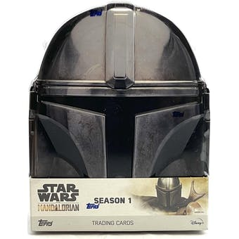 2020 Topps Star Wars Mandalorian Season 1 One Hobby Box - Pastime Sports & Games