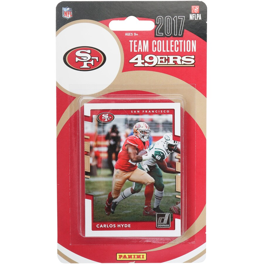 2017 Panini San Francisco 49ers Team Collection - Pastime Sports & Games