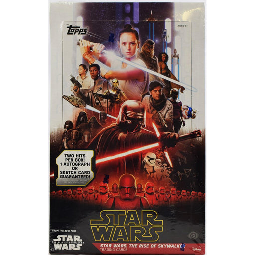 2019 Star Wars The Rise Of Skywalker Hobby - Pastime Sports & Games