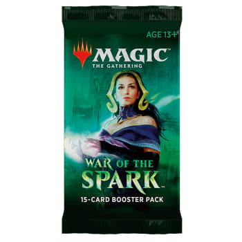 Magic The Gathering War Of The Spark Booster - Pastime Sports & Games