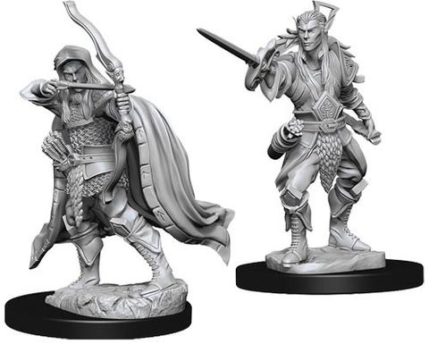 Nolzur's Marvelous Miniatures Elf Rogue W7 (73539)