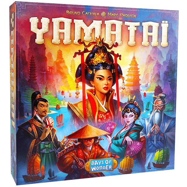 Yamatai FRENCH - Pastime Sports & Games