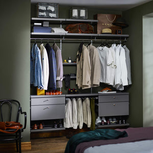 Elfa Wardrobe Storage Solutions