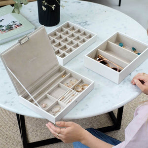 Jewellery Boxes, Trays & Organisers