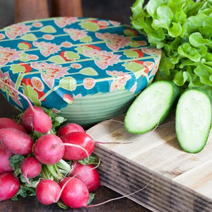 Featured Product: HoneyBee Beeswax Wraps