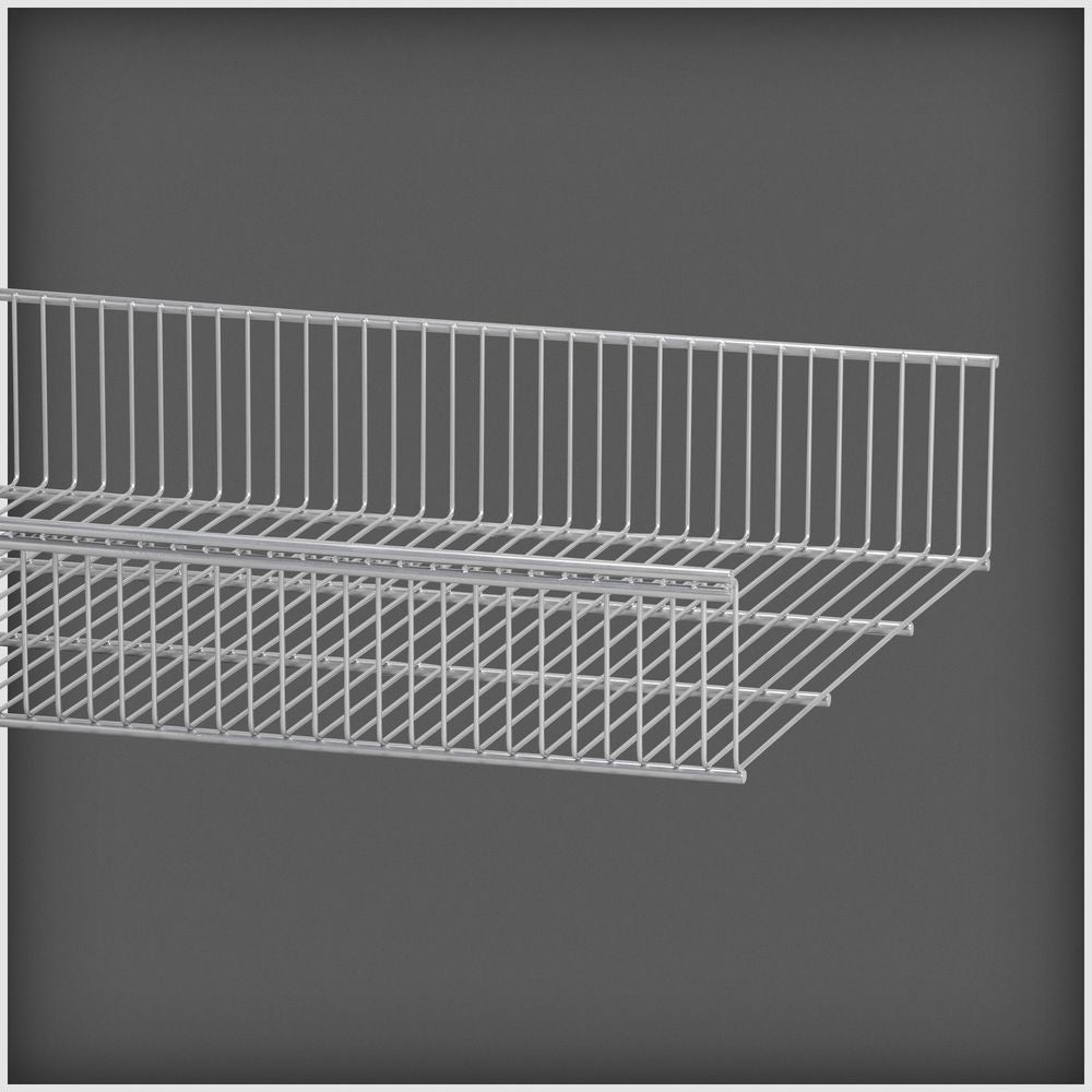 Ventilated Basket Shelves - Elfa Storage for Kids